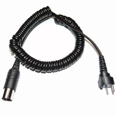 Ram (Curled) Handpiece Cord