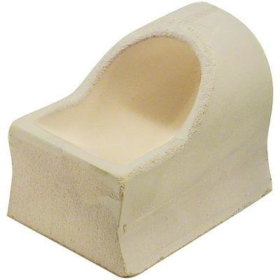 Jumbo Clay Crucible