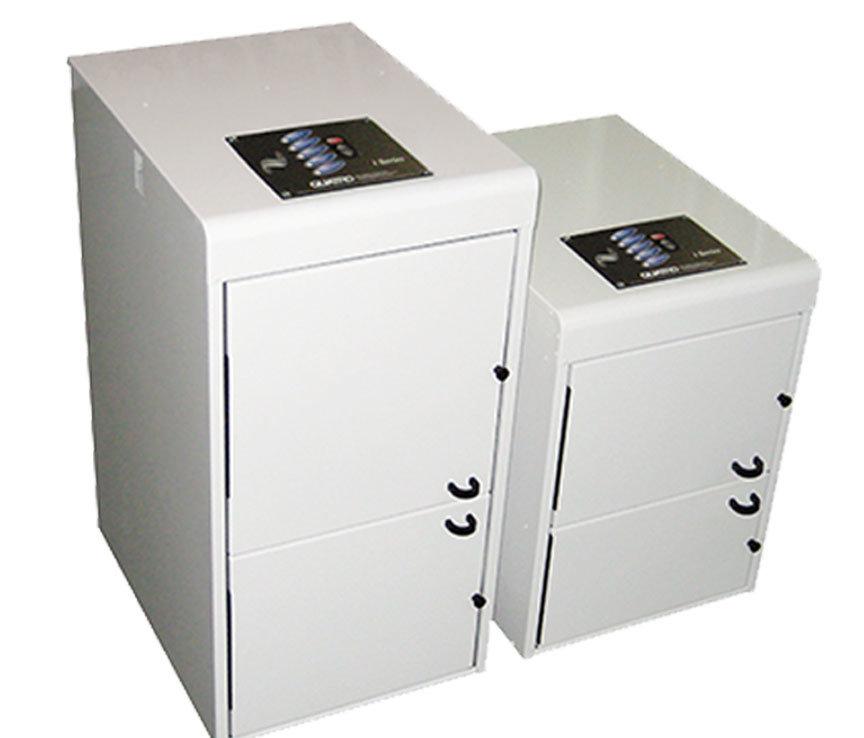 Quatro iVac Dust Collector