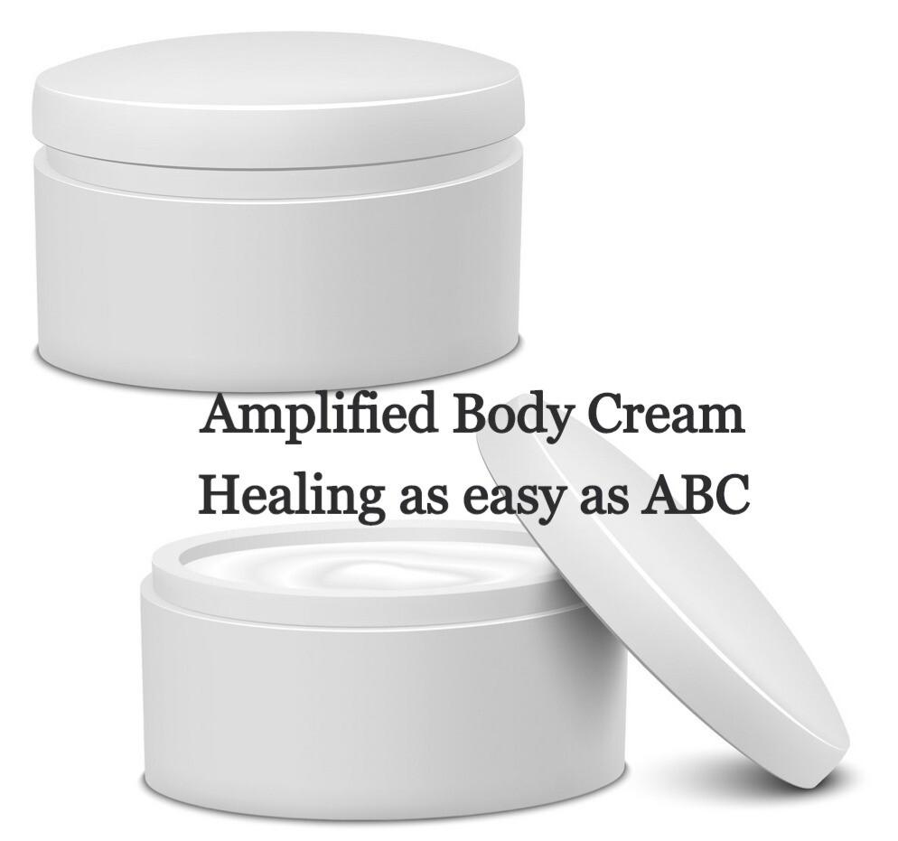 Amplified Body Cream