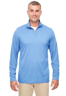 MENS SPORTS QUARTER ZIP