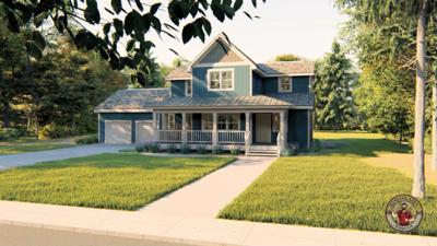 New American Farmhouse