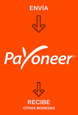Cambiar Payoneer