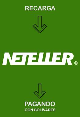 Recarga saldo Neteller