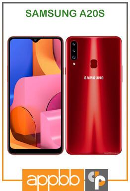 Samsung A20S - Bs. 43.680.000