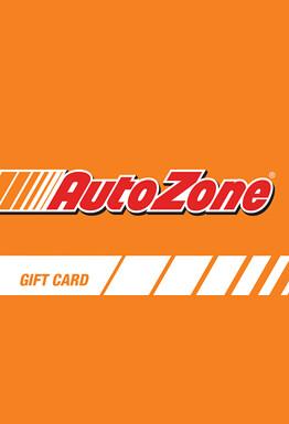 AutoZone Gift Cards