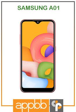 Samsung A01 - Bs. 30.420.000