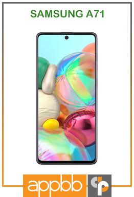 Samsung A71 - Bs. 100.880.000