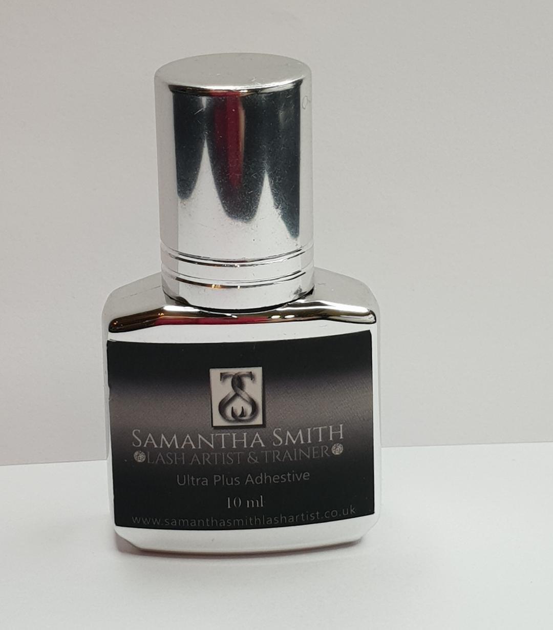 Ultra Plus Eyelash Adhesive Silver Top 10ml (Extreme Hold)