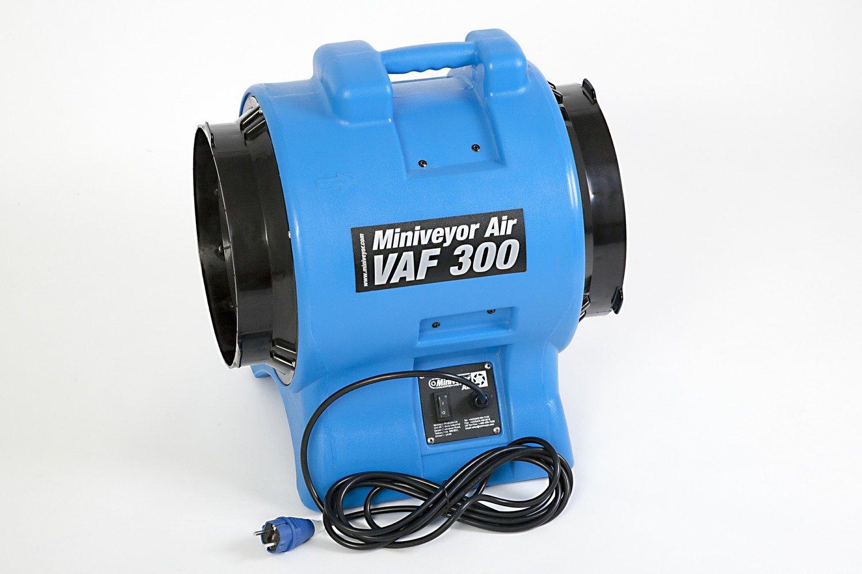 """Miniveyor Air VAF-300 230V (EU) 12"""" Portable Fume Extractor - 3400 m³/hour (2000 CFM)"""