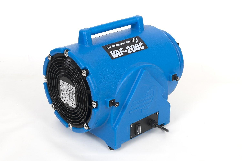 VAF Air VAF-200C Canister Fan 230V 16A - 1500 m³/hour (880 CFM)