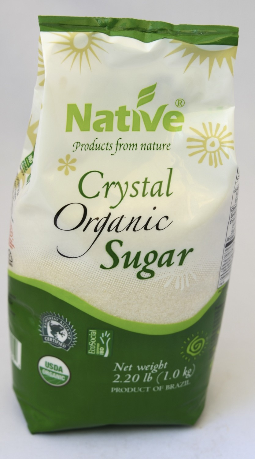 NATIVE White Sugar - 1000gm