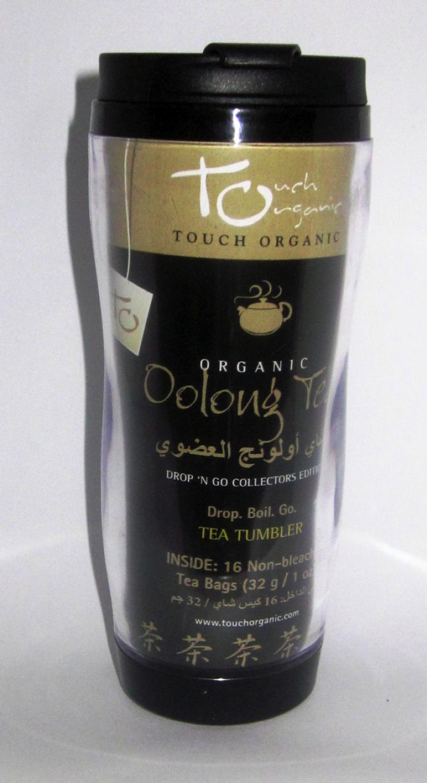 Touch Organic Oolong Tea - 30 Tea Bags