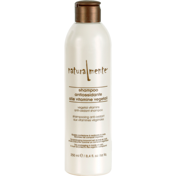 Antioxidant shampoo