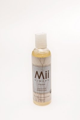 Mii PURE BABY  SENSITIVE WASH- FRAGRANCE FREE - 118gm