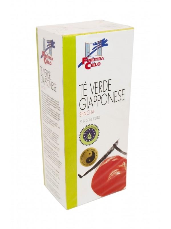 La Finestra Sul Cielo Sencha (Green Tea ) 25 tea bags