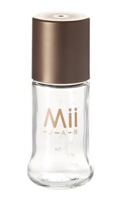 Mii 8oz GLASS NURSER BOTTLE 2-PK ( 3-24 months)