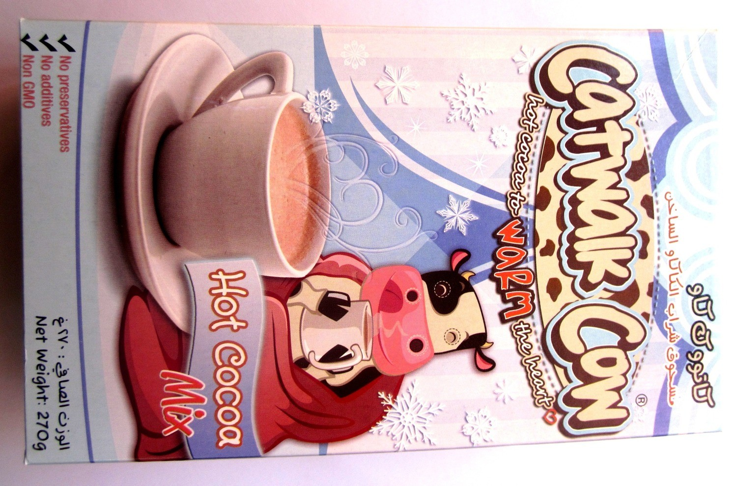 Catwalk Cow Hot Cocoa Mix - 270g