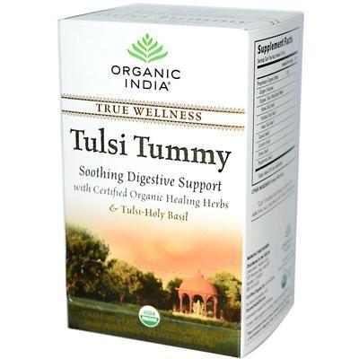 Organic India Tulsi Tummy - 18 Bags
