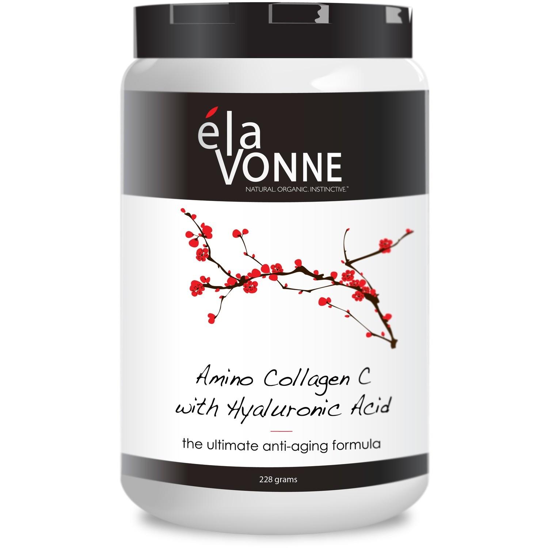 Ela Vonne Amino Collagen C with Hyaluronic Acid - 228g