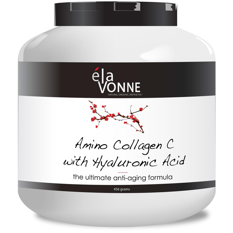 Ela Vonne Amino Collagen C with Hyaluronic Acid -  456g