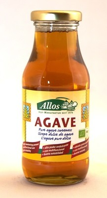 Allos Agave Syrup  - 250ml