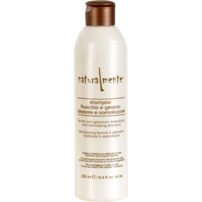 Fennel and Geranium shampoo - 250 ml