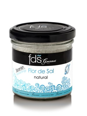 Flor de sal- Natural - 110 gms
