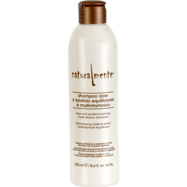 Aloe and Sandalwood shampoo - 250 ml