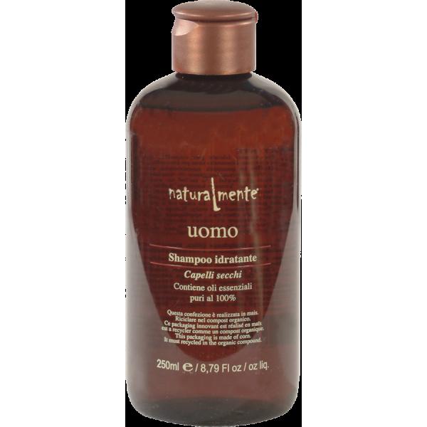 Moisturizing Men's shampoo - 250 ml