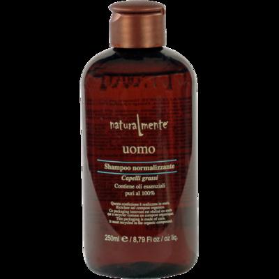 Nourishing Men's Shampoo Oily Hair - 250 ml