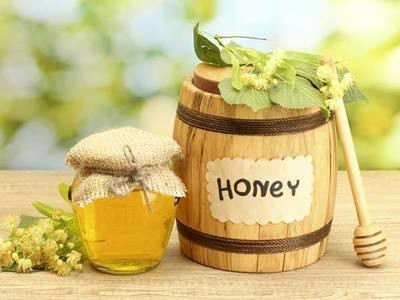 Organic Honey ( Family Farm)