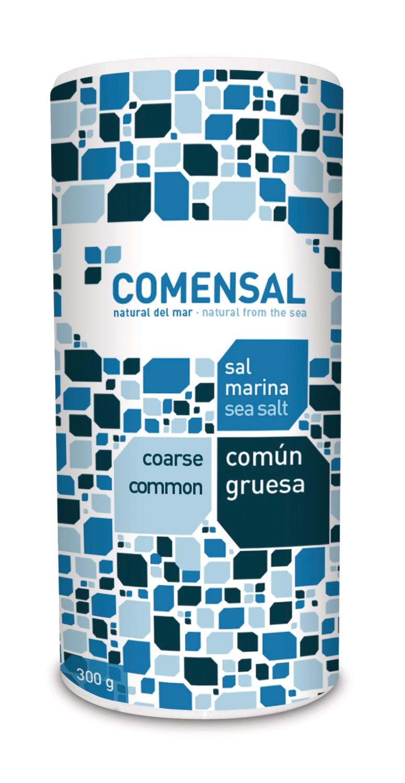 Commensal Drum shaker- Coarse sea salt - 300 gms