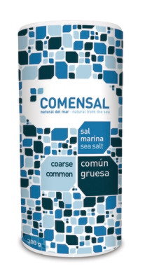 Commensal Drum shaker- Coarse sea salt - 300 gms