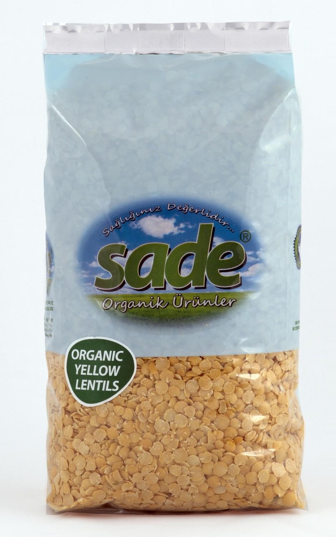 Sade Yellow Lentils - 1000g