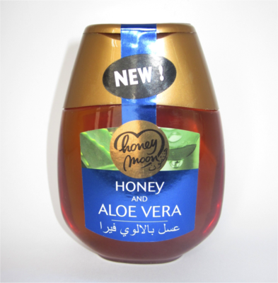 Honey Moon Honey and Aloe Vera - 250g