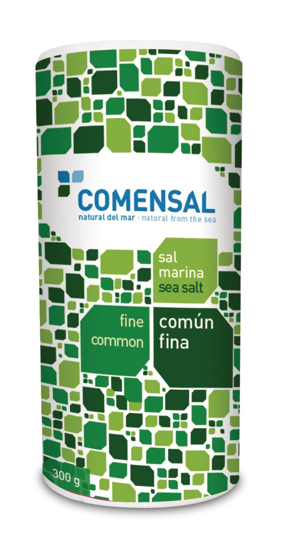 Commensal Drum shaker- Fine sea salt - 300 gms