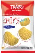 Trato Chips Light 100g