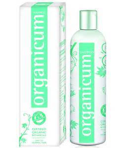 Organicum Shampoo for Dry to Normal Hair - 350ml