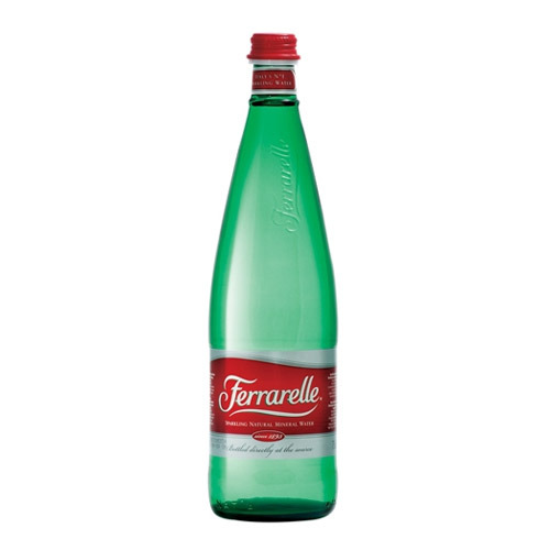 Ferrarelle Sparkling Natural Mineral Water - 330ml