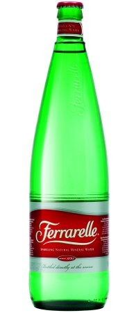 Ferrarelle Sparkling Natural Mineral Water - 500ml