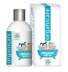 Organicare Baby Oil - 250ml