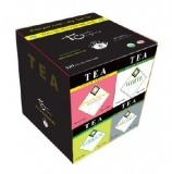 Touch Organic - 4 Drawer Pantry Box - 120 Tea bags