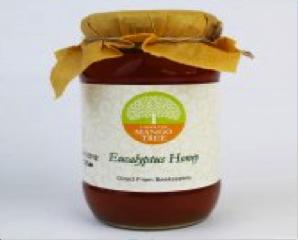 Under the Mango Tree Eucalyptus Honey - 200g