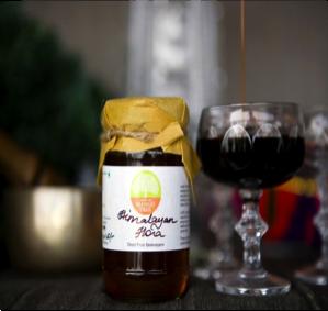 Under The Mango Tree Holy Basil Honey - 200g