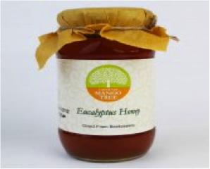 Under The Mango Tree Eucalyptus Honey - 500g