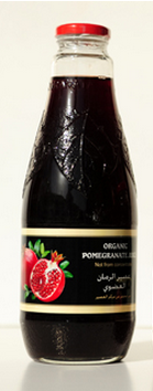 ORGANIC FOODS & CAFE Pomegranate Juice 1 Ltr