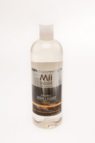 Mii Dish Liquid Citrus - 473ml