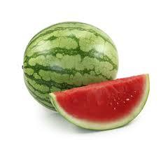 WATERMELON  - Displayed cost is per kg and each piece is usually 2-3 kgs