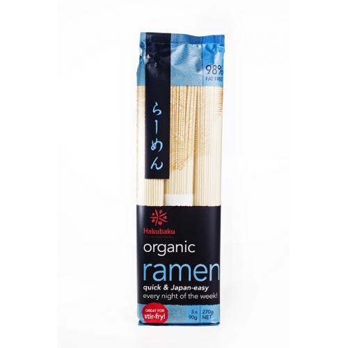 Hakubaku Organic Ramen Noodles - 270g